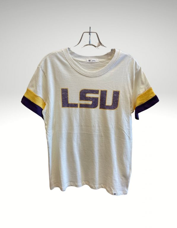 A casual and comfortable shirt that proudly represents your tigers. Price: $32. Brand: The Premier '47. 100% Cotton