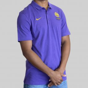 A sophisticated yet sporty polo that proudly represents your loyalty to the LSU Tigers. Price: $60. Brand: Nike