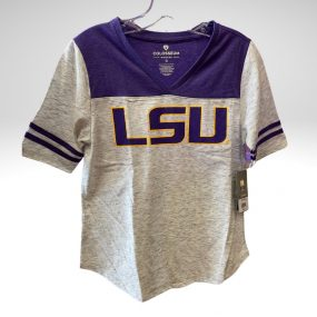 A casual and comfortable shirt that proudly represents your tigers. Price: $30. Brand: Colosseum. 100% Cotton