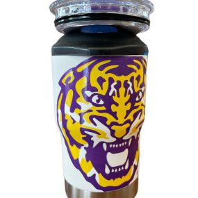Whether you need a can cooler, beer cooler, or a 12oz tumbler, this is the perfect Tervis for all the fun!
