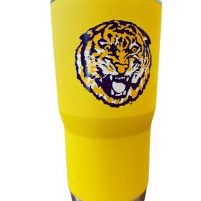 LSU Tigers Tervis to show team spirit and keep your drinks cool for up to 15 hours and hot for 6.